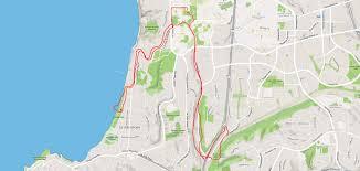 La Jolla Map Bike Ride Down To La Jolla Shores Beach In San Diego U2013 Mixtre Com