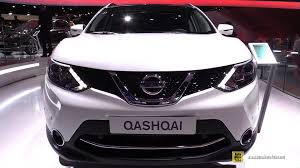 nissan dualis interior 2015 nissan qashqai dci diesel exterior and interior walkaround