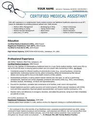Medical Interpreter Resume Sample by Medical Assistant Resumes Examples Medical Assistant Resume