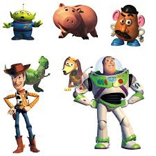 pictures toy story characters free coloring pages art