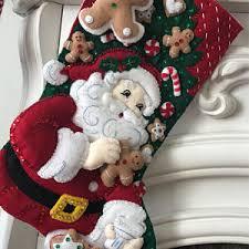 bucilla christmas bucilla etsy