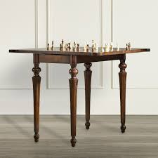 hooker furniture flip top chess table hayneedle