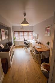 bureau gar輟n after home office garage conversion garage office house and