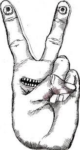 common sense reviews book peace sign tattoos design
