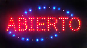 shop open sign lights 2018 customerized animated led abierto open shop sign neon open