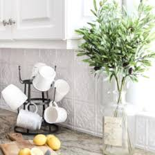 tin kitchen backsplash inspiring pressed tin backsplash ideas add charm in the kitchen