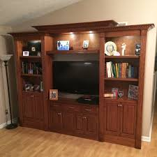 Narrow Mahogany Bookcase by Simple Bookshelf Plans Family Handyman