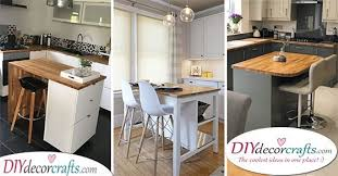 do it yourself kitchen island with seating small kitchen island with seating small kitchen island