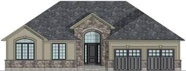 The Oshawa Bungalow House Plan Canadian Home Designs Angel - Bungalow home designs