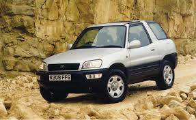 rav4 archive toyota uk media site