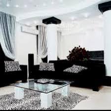 Best Love MODERN  CONTEMPORARY Images On Pinterest Home - Living room decor with black leather sofa