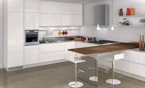 modern contemporary kitchen plush white kitchen bar idea and snackbar with contemporary