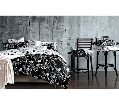 Black And Teal Comforter Moxie Vines Black And White Queen Comforter