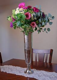 Martini Glass Vase Flower Arrangement Tall Vases 20 U201360 Off Saveoncrafts