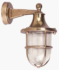 brass wall sconce light nautical light brass interior and