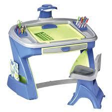 great art then craft n easel kids art craft table in kids art desk