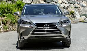 future cars brutish new lexus 2015 lexus nx200t and nx300h are ultra modern inside and out