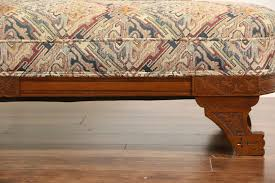 Victorian Chaise Lounge Sofa by Sold Victorian Eastlake 1880 Antique Chaise Lounge Or Fainting