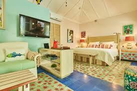 Interior Decoration With Waste Material by Sea House El Otro Lado Private Retreat