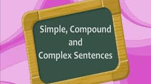 transformation of sentences simple compound and complex