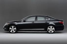 lexus cars 2011 lexus wants to target younger buyers with new 2011 ls 460 touring