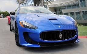 stradale for sale maserati granturismo mc stradale lovin vehicles in awesome blue