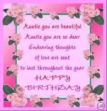 birthday card birthday card for aunt free posting birthday cards