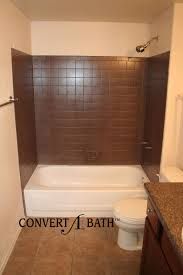 tile bathtub surround faux wall tile generva