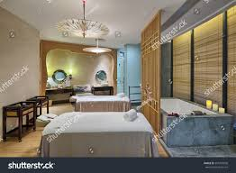 decoration modern massage room stock photo 354792836 shutterstock