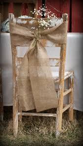burlap chair sashes burlap chair sash 7 x 3 yards 9