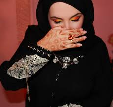 henna makeup arabic style makeup and henna by amirajuli on deviantart