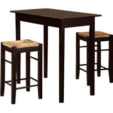 Counter Height Dining Sets Youll Love Wayfair - Dining table sets with matching bar stools