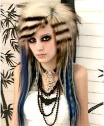 spiked hair with long bangs top 50 emo hairstyles for girls
