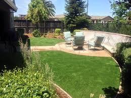 Backyard Grass Ideas Grass Turf East Fork Arizona Roof Top Backyard Makeover
