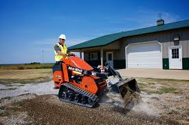 sk755 mini skid steer ditch witch