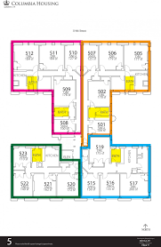 8 york street floor plans ruggles hall housing