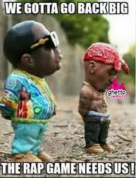 2pac Meme - biggie 2pac ghetto red hot