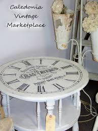 Clock Coffee Table by Best 20 Clock Table Ideas On Pinterest Small Round Side Table