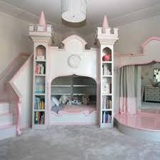 Girls Bedroom Furniture Ideas by Make Your Children U0027s Bedroom Larger Using Bunk Beds Princess