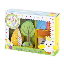 Easter Egg Decorating Baby by The Great Egg Hunt Easter Decorating Kit Talking Tables