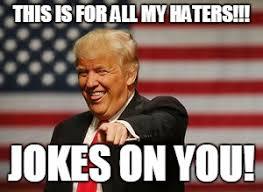 Victory Meme - trump victory imgflip
