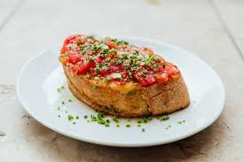 cuisine tomate pan con tomate recipe great chefs
