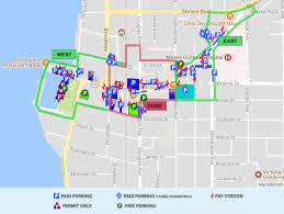 Map Of Pinellas County Florida by Free Parking Expected To Expire In Downtown Fernandina Beach