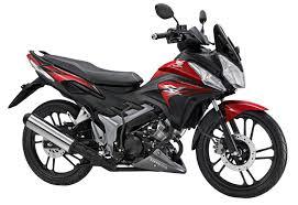 motor honda indonesia daftar 10 motor standart 125 150cc terkencang di indonesia