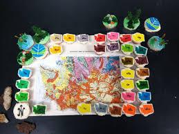 Washington State Geologic Map by Edible Geology For Geologic Map Day U2013 Washington State Geology News