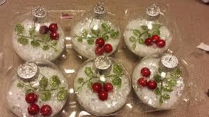 mistletoe ornaments nayelis