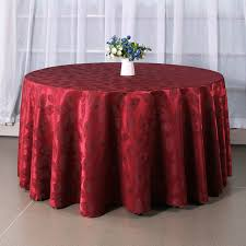 elegant table linens wholesale wholesale european round tablecloth hotel dining table cover for