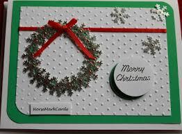 handmade christmas cards handmade christmas cards