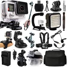 gopro hero 4 black friday gopro hero4 silver edition action camcorder walmart com