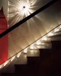 Stair Lighting by Stair Lights Photos Design Ideas Remodel And Decor Lonny